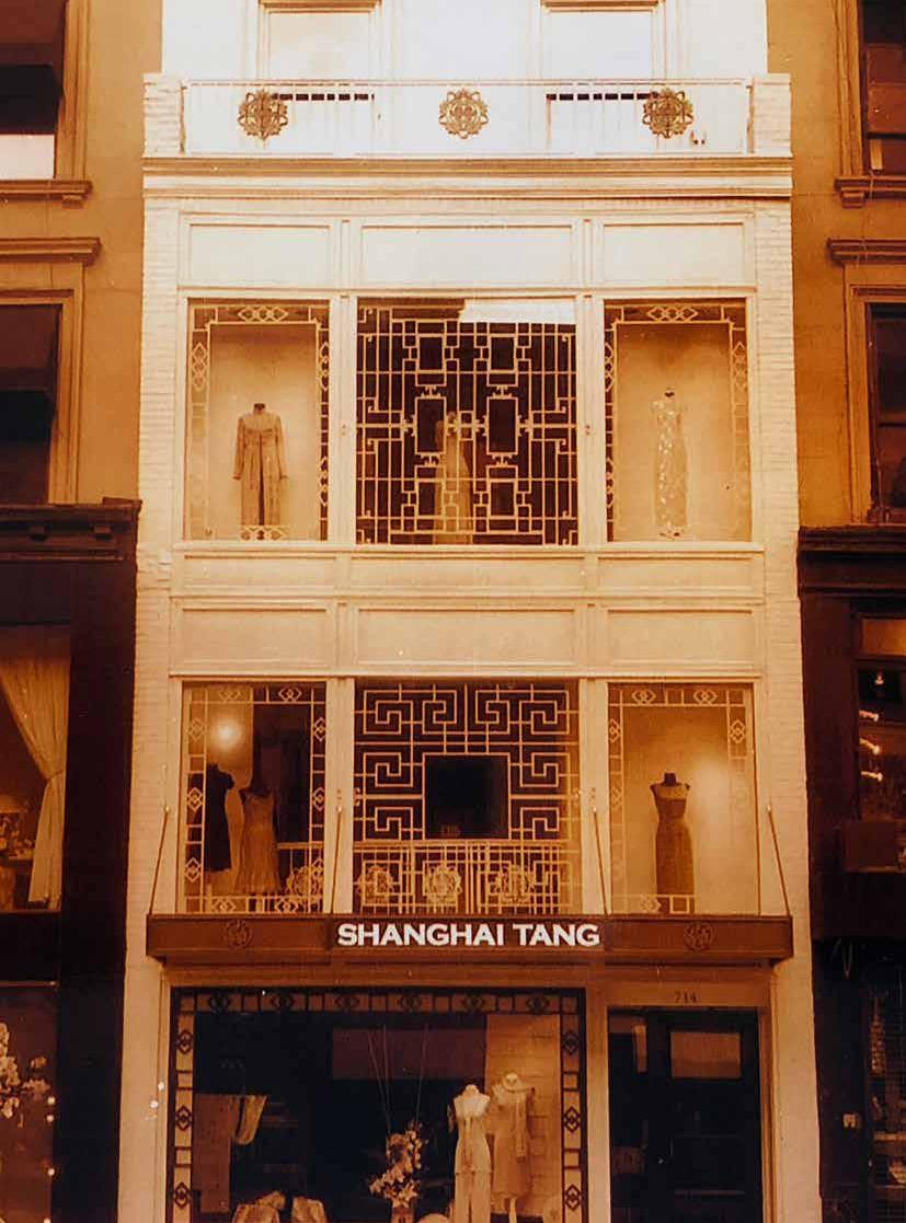 Madison Avenue Boutique in NY