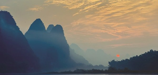 quiling mountains