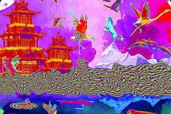 jacky tsai butterfly