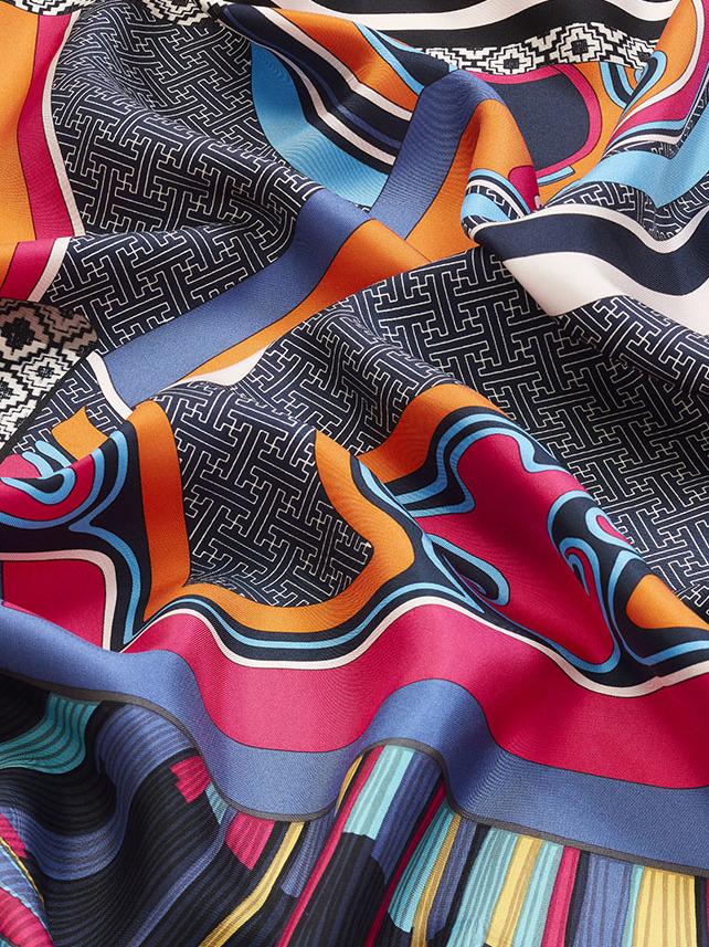 Women's Silk Squares