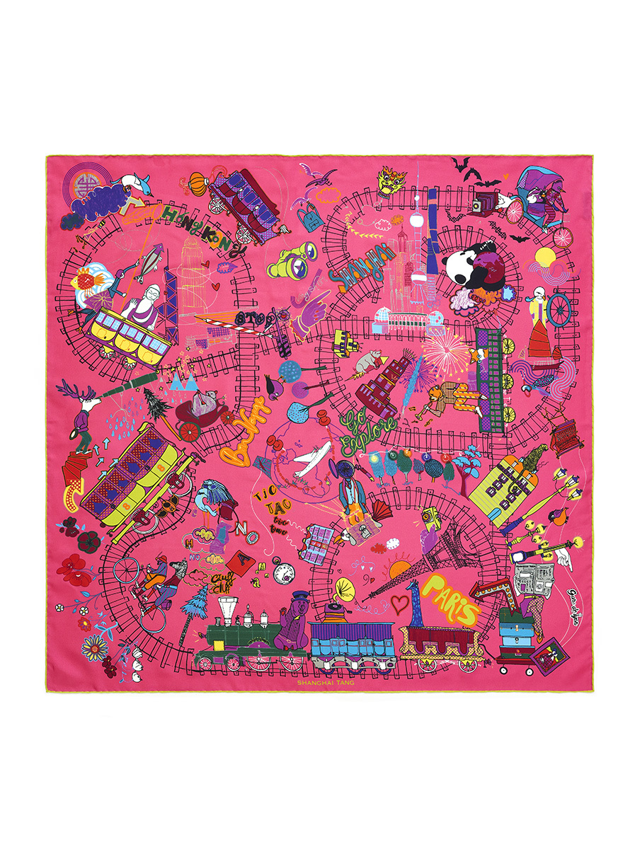 Pink Journey