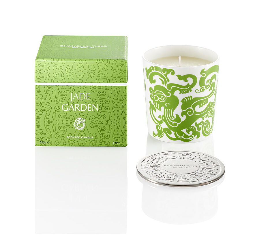 jade garden candle