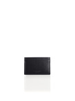 Star Leather Flat Card Case