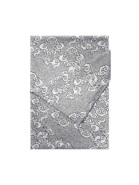 Cloud Cashmere Printed Shawl