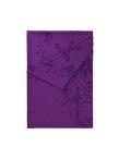 Flower Silk Cashmere Jacquard Shawl