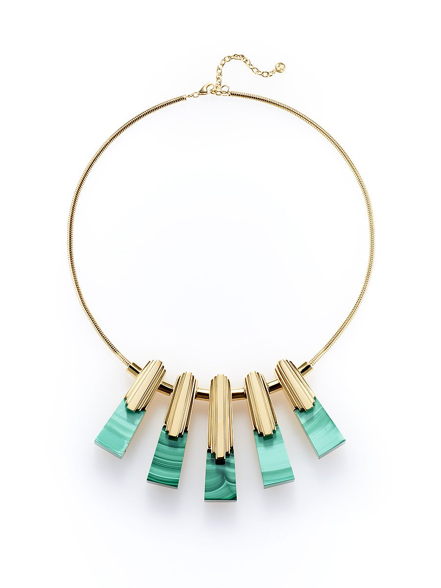Tribal Deco Necklace
