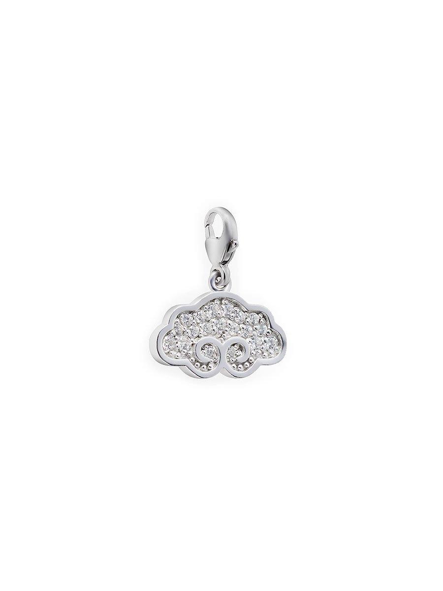 925 Silver Charm Cloud