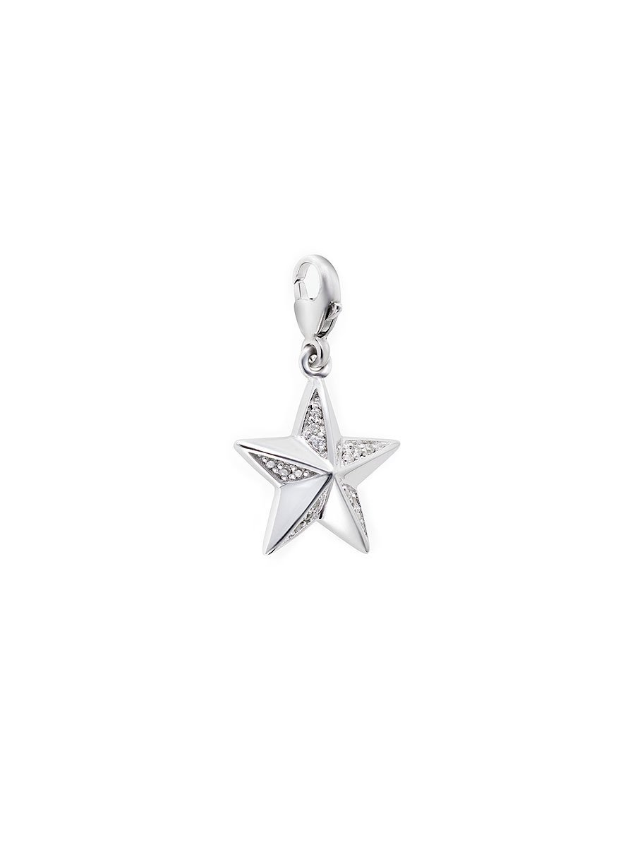 925 Star Charm Star