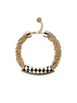 Vivid Dragon Enamel Bracelet