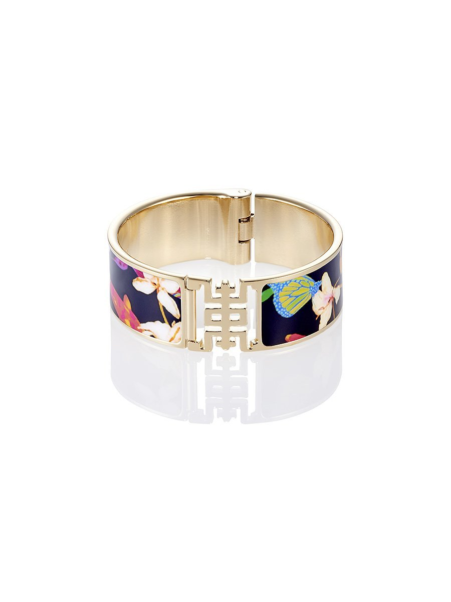 Ginger Flower Shou Bangle