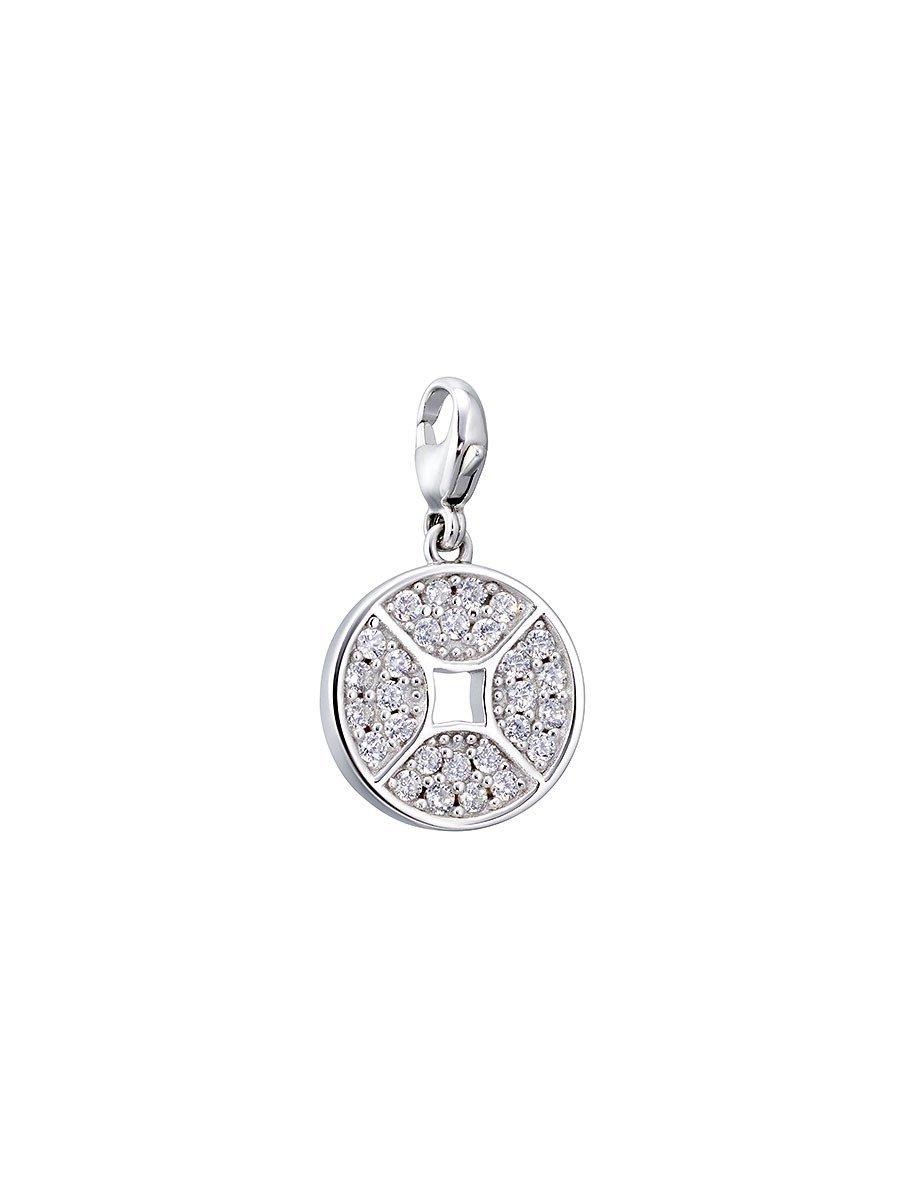925 Silver Charm Coin