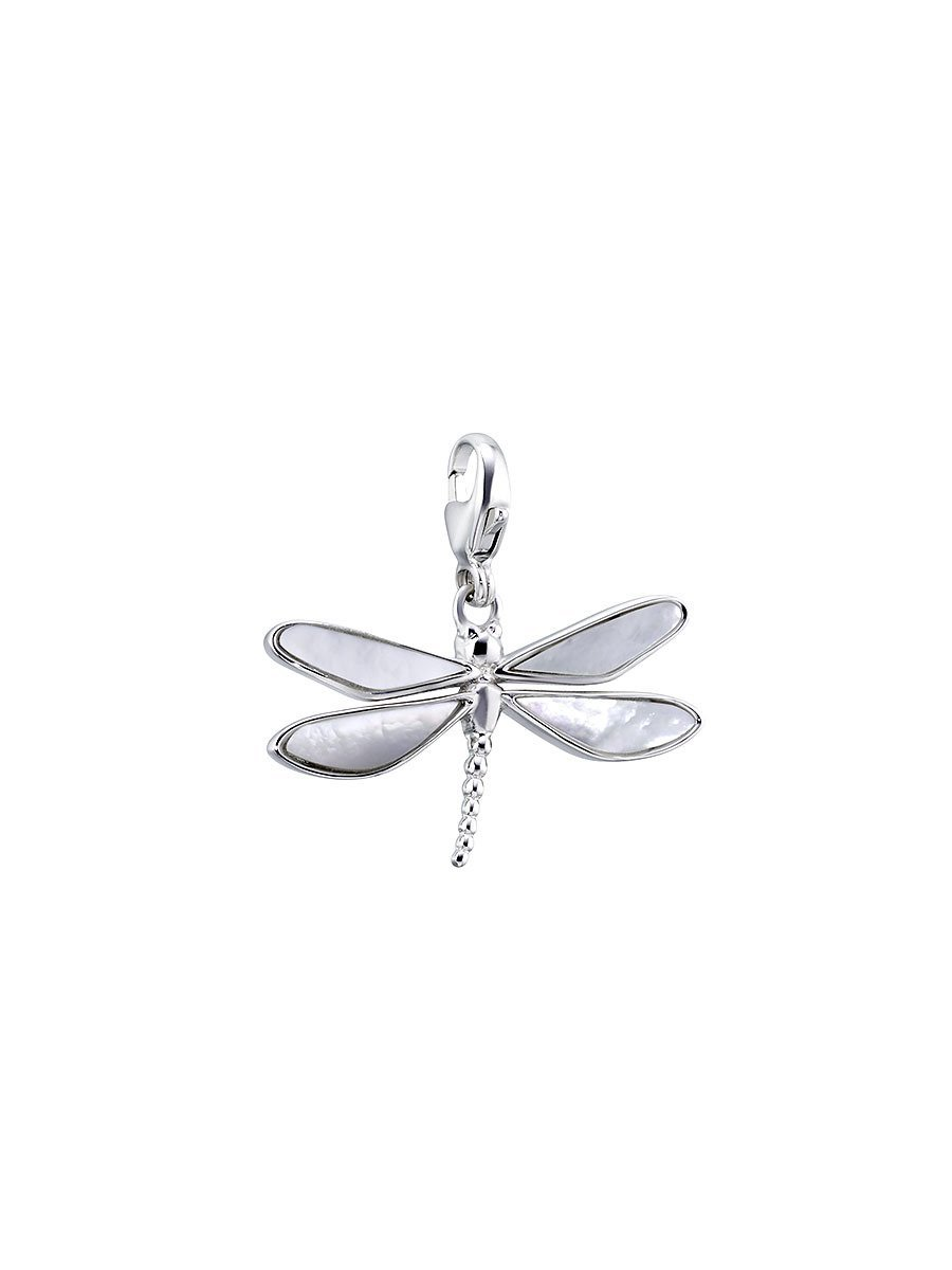925 Silver Charm Dragonfly