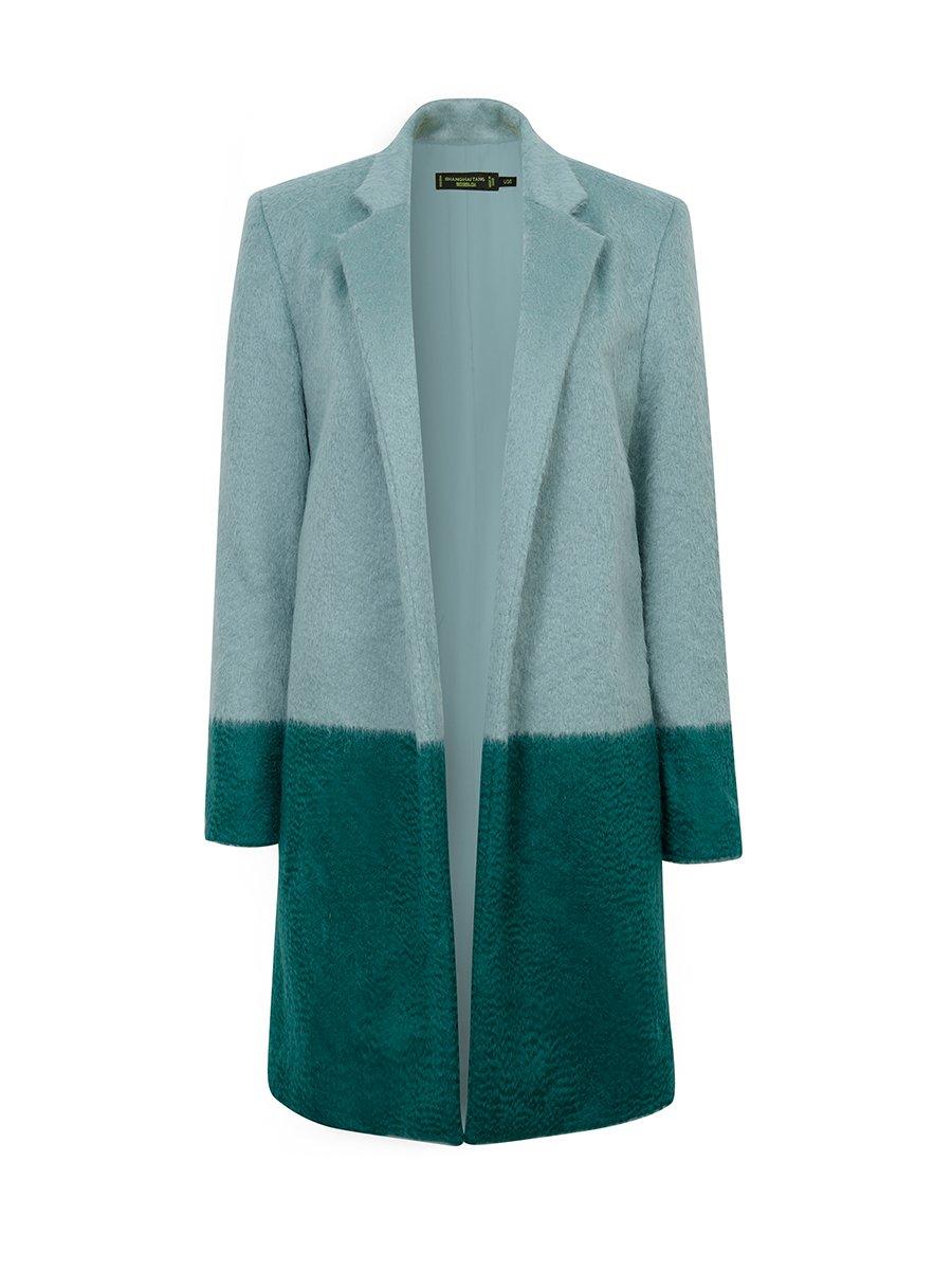Wool-Alpaca Blend Coat
