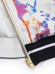 Jacky Tsai Print Jacquard Reversible Jacket