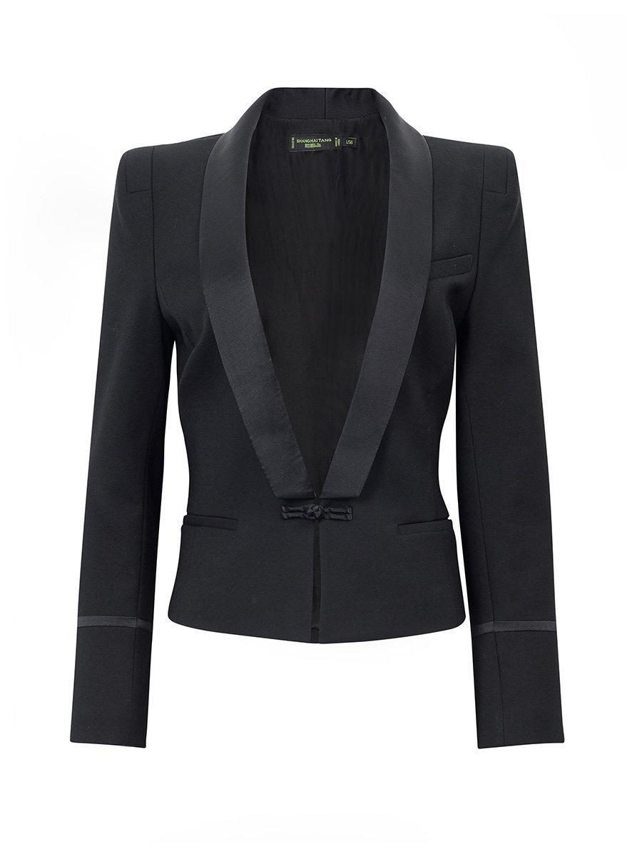 Short Tuxedo Jacket