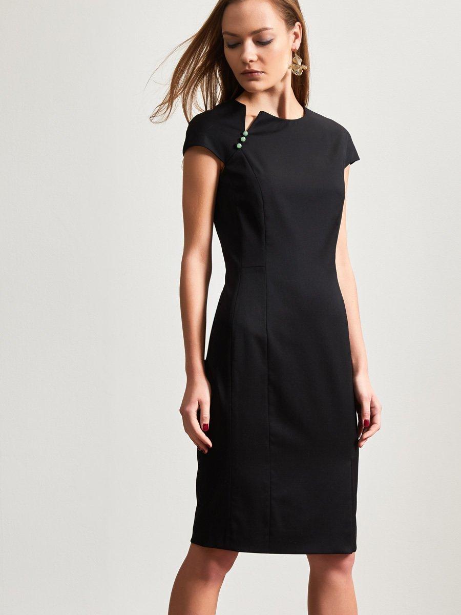 Wool Qipao Dress