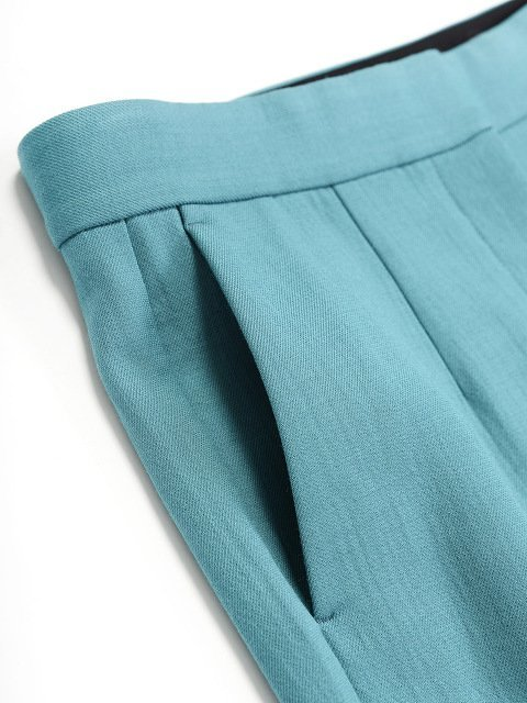 Wool Blend Pants