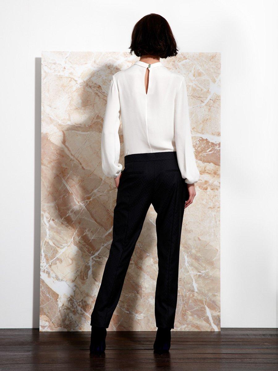 Wool Suit Pants