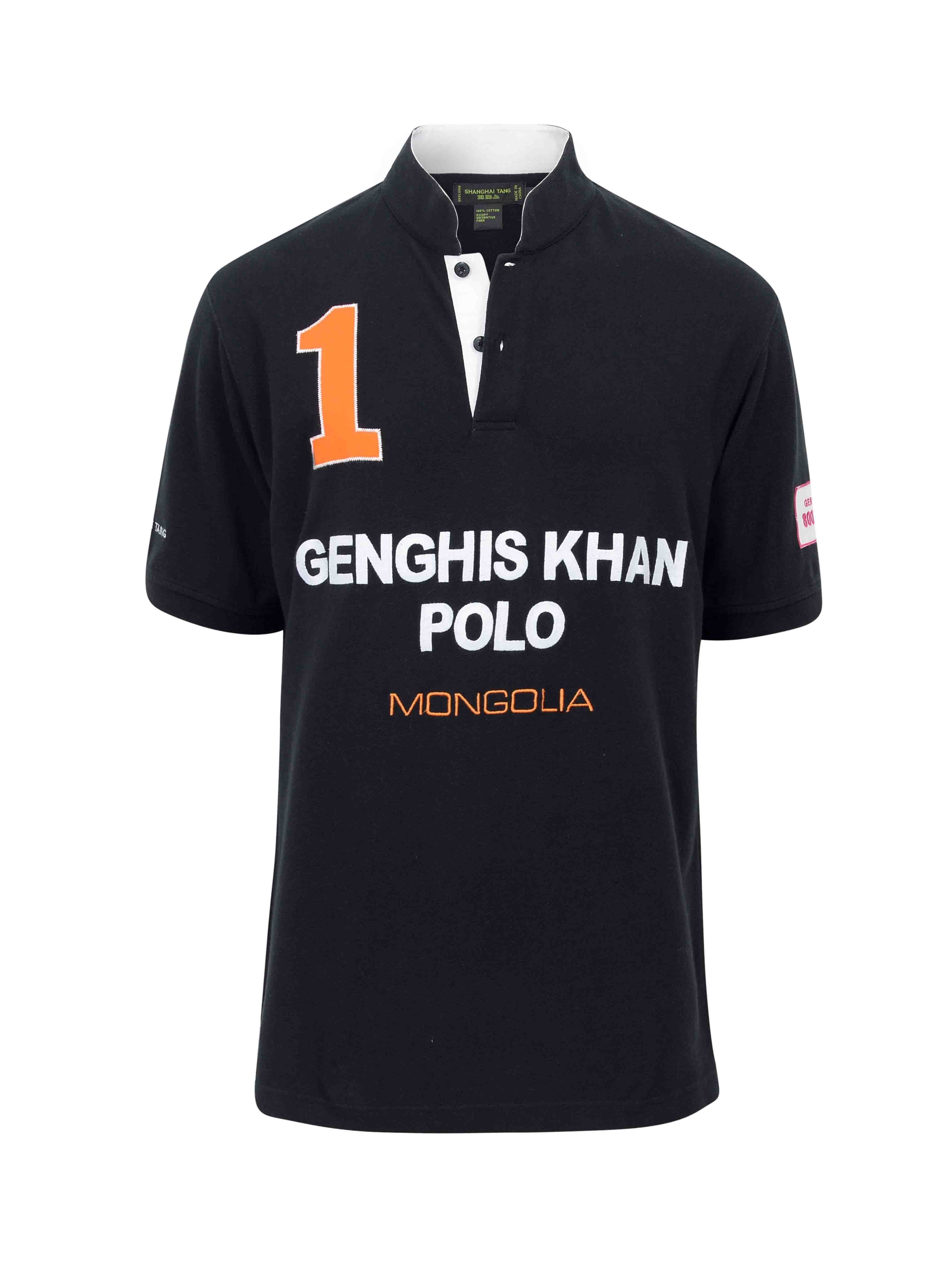 Classic Genghis Khan Polo Shirt
