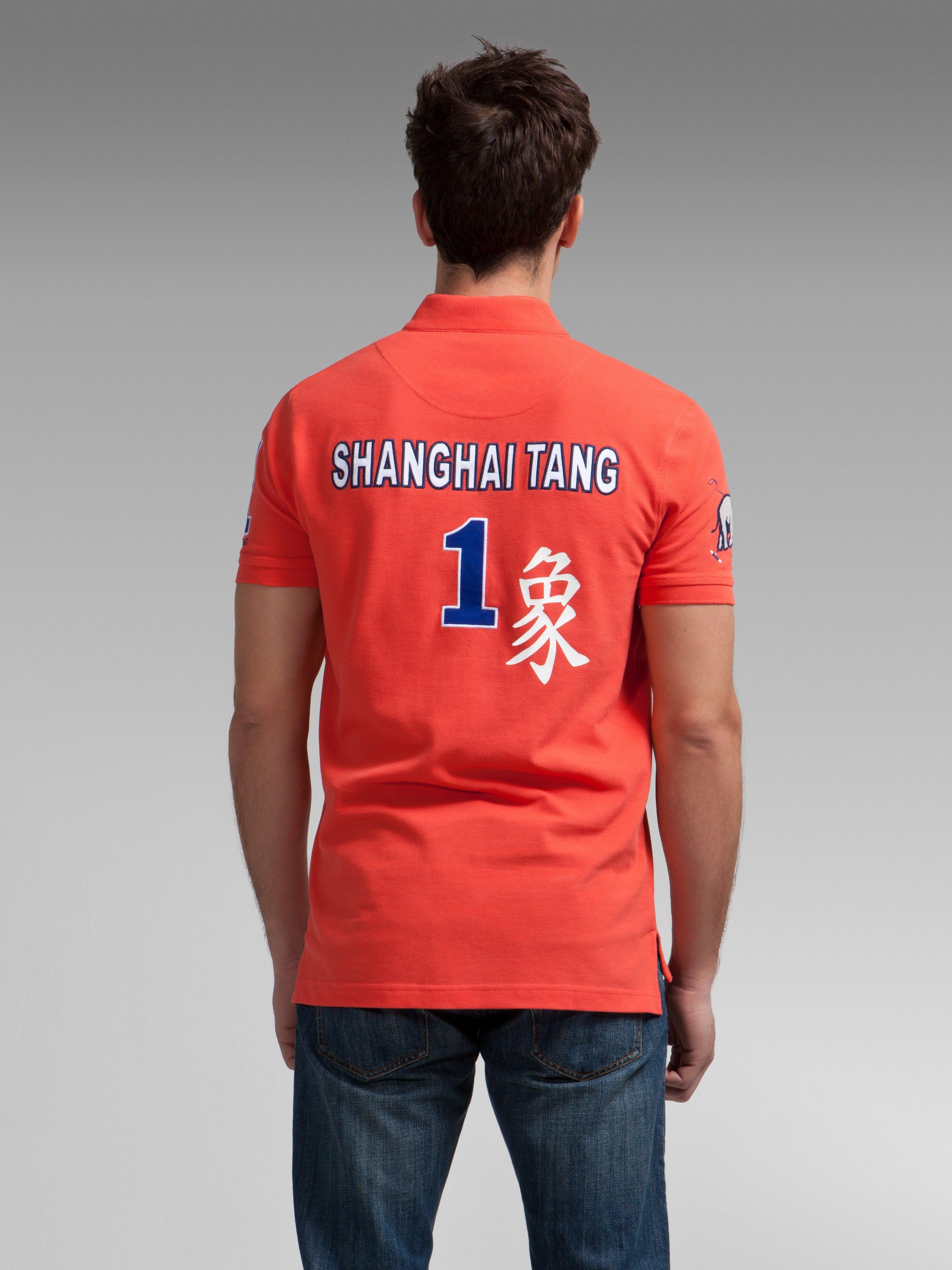 Elephant Polo Team Polo Shirt Spring 2012 Edition