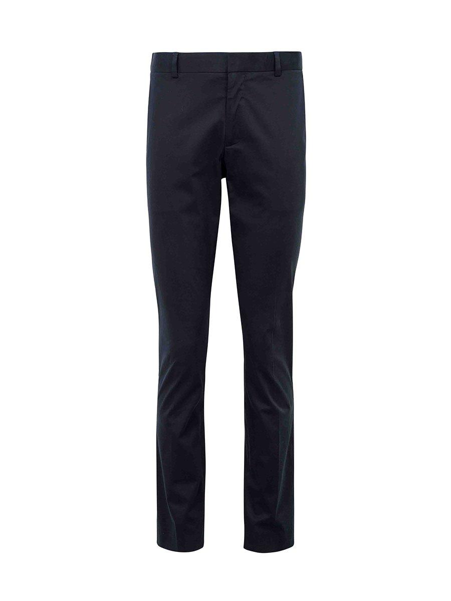 Wool Silk Suit Pants