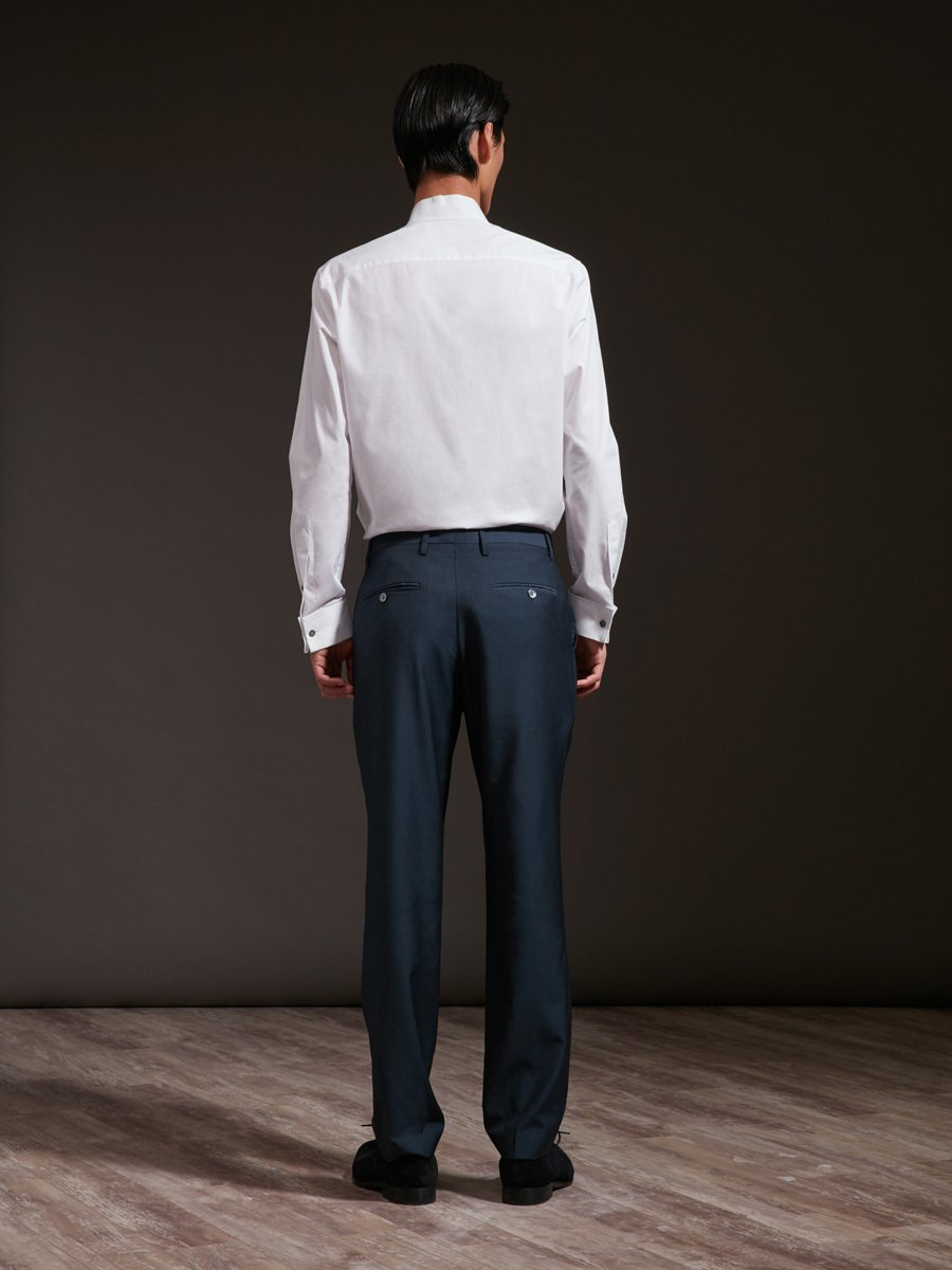 Wool Suit Pants