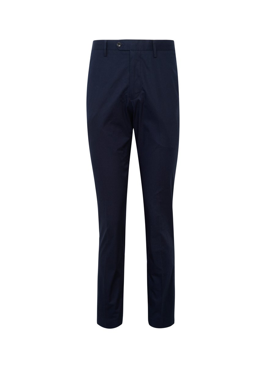 Cotton Suit Pants