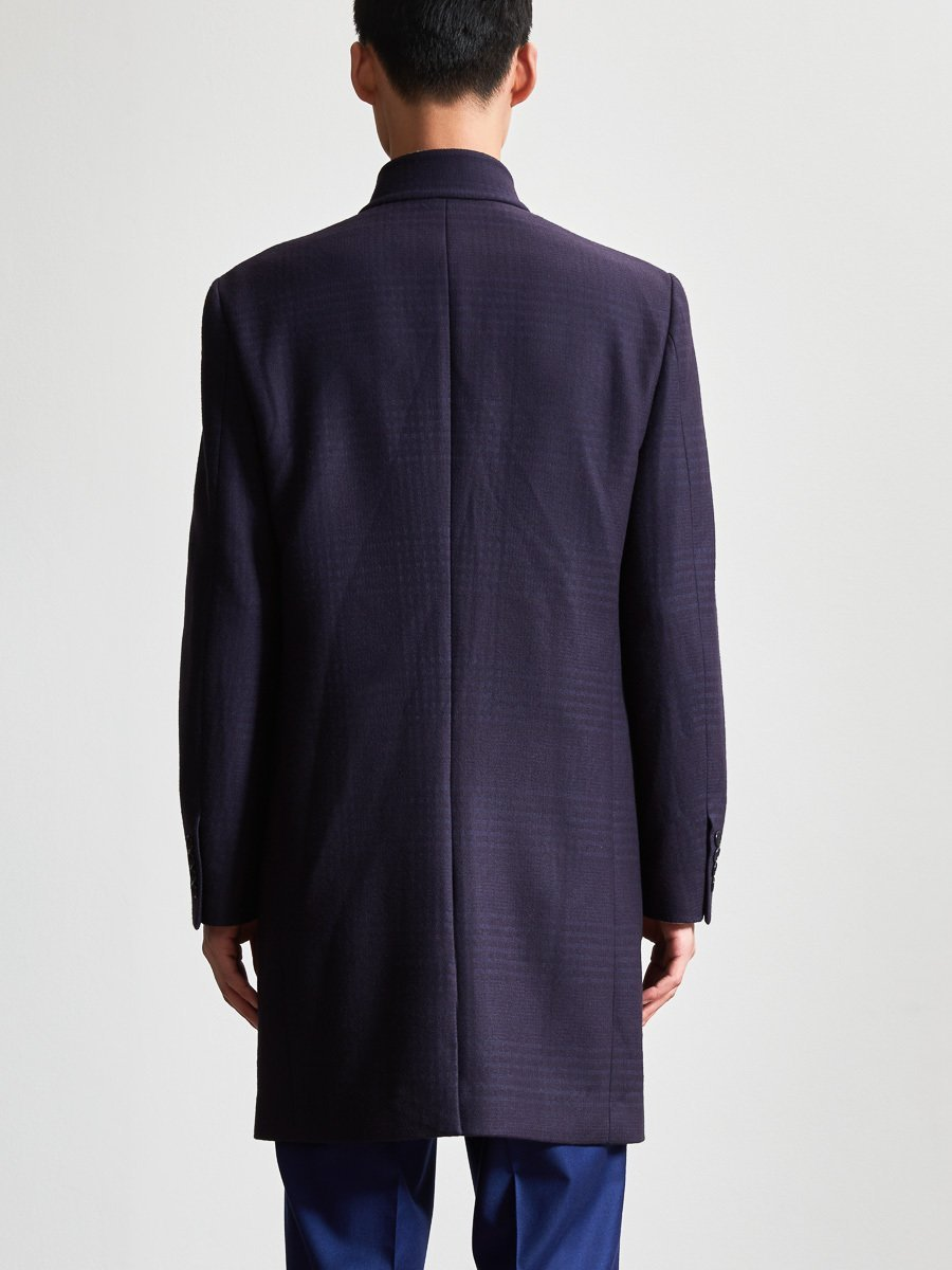 Wool Polyamide Coat