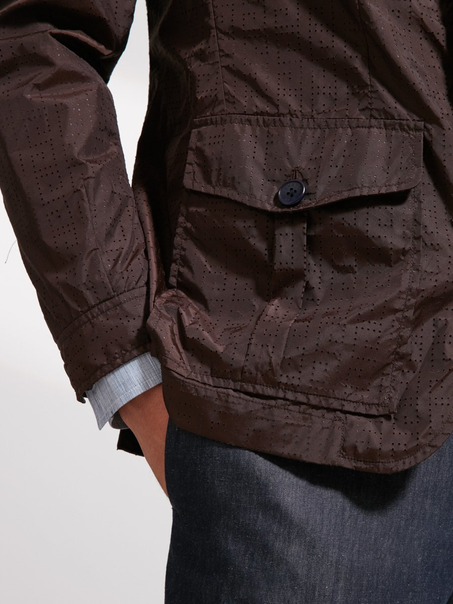 Tech Travel Jacket