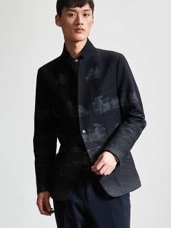 Cotton Wool Cloud Blazer