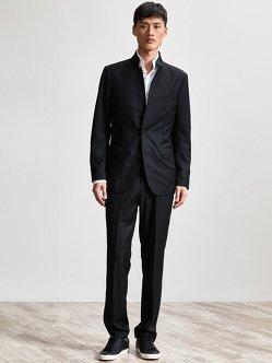 Wool Tuxedo Jacket