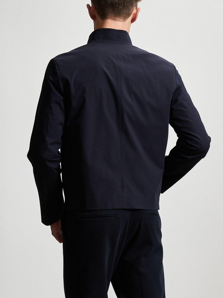 Cotton Elastane Redux Tang Jacket