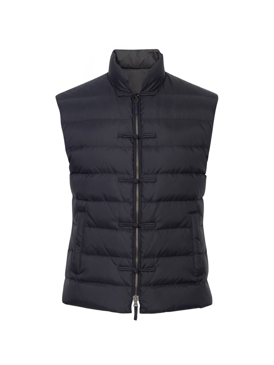 Down Padded Vest