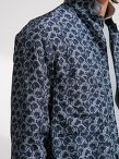 Silk Printed Shacket