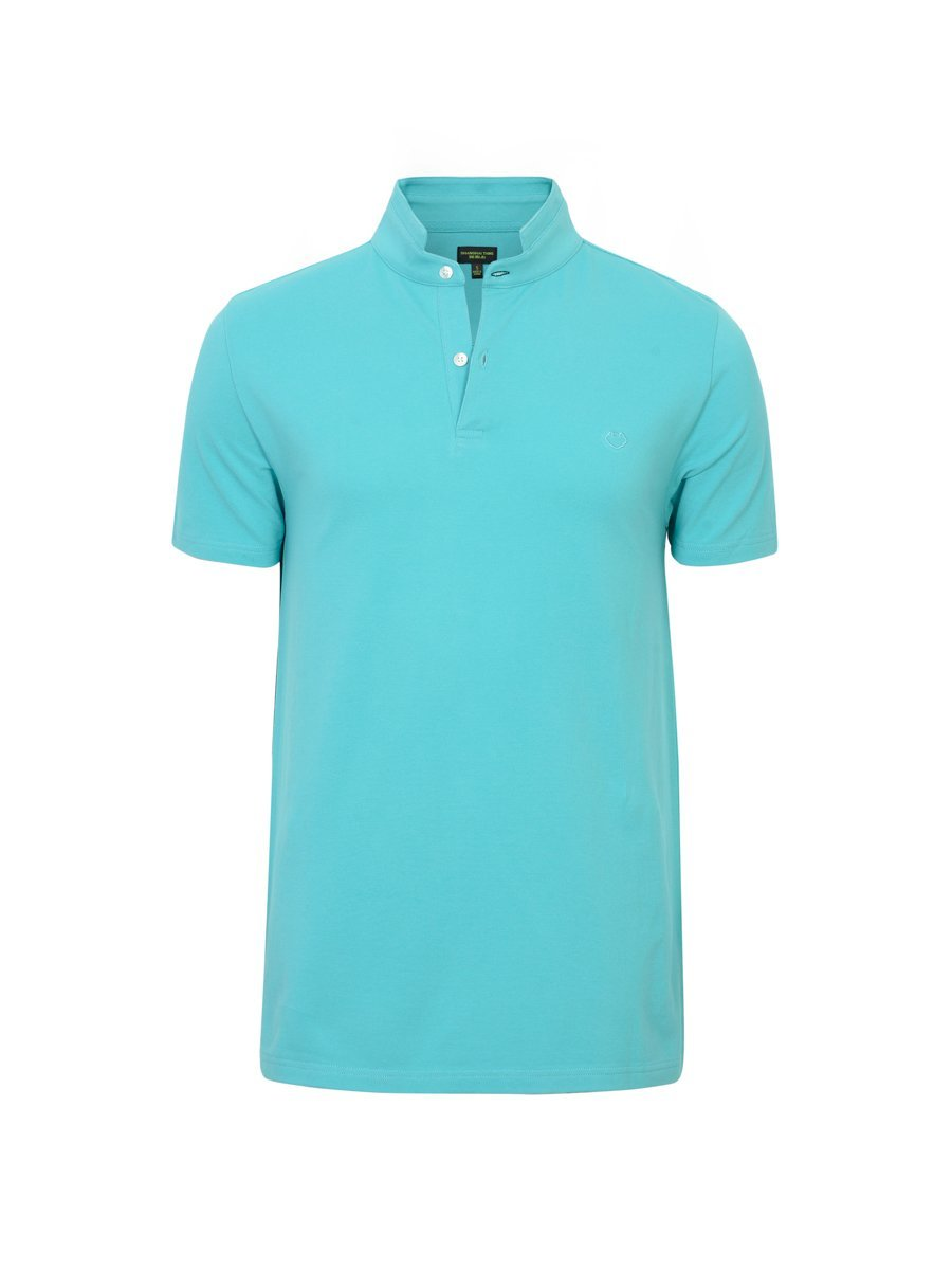 Cotton Fine Piqué Polo Shirt