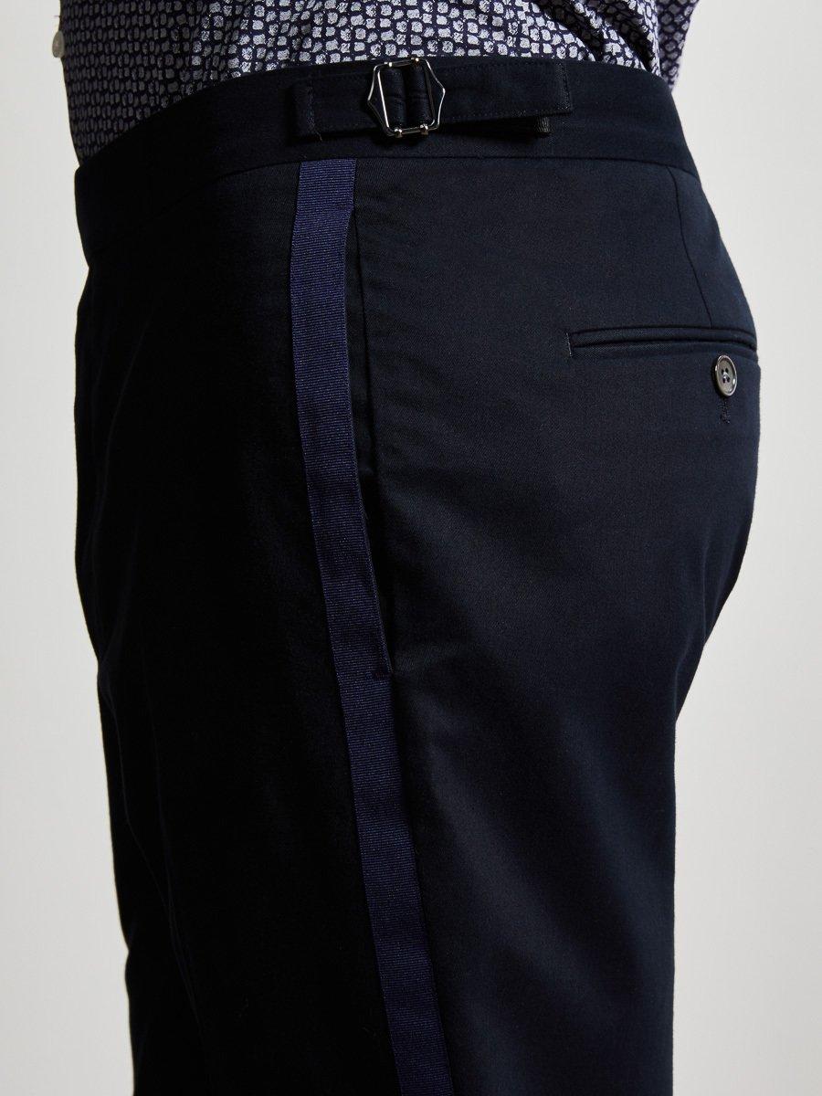 Cotton Cashmere Pants