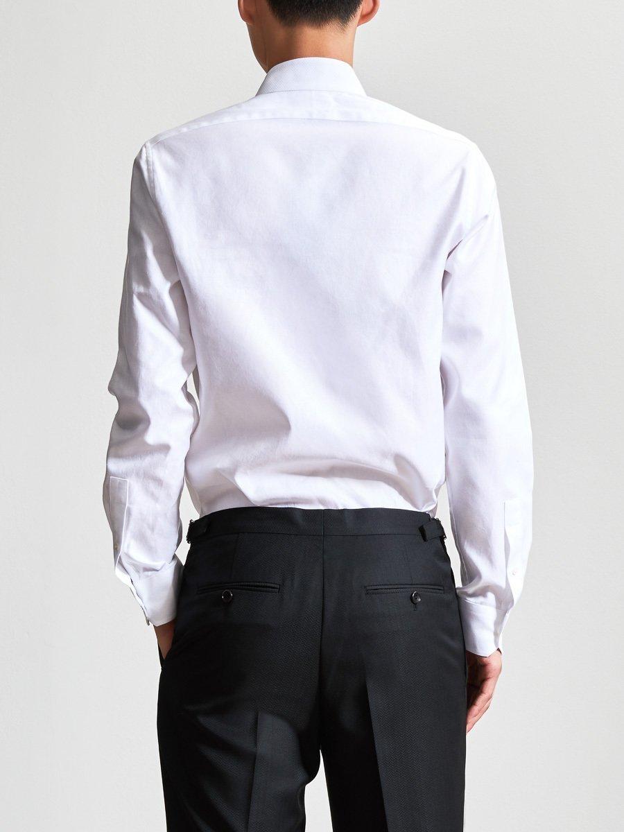 Wool Tuxedo Pants
