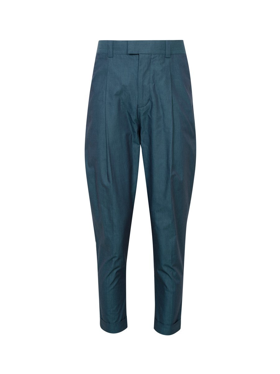 Cotton-Polyamide Pants