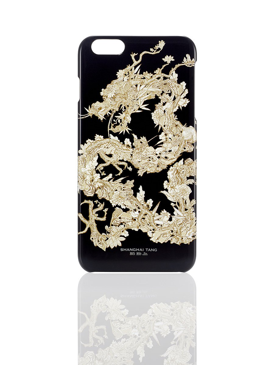 Carved Dragon Case for Iphone 6 Plus