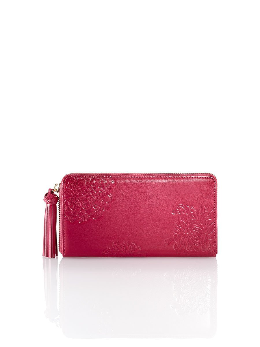 Chrysanthemum Long Wallet
