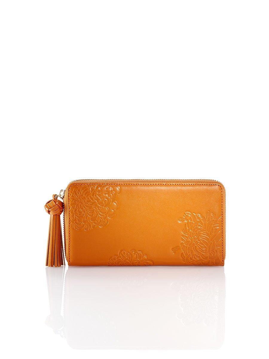 Chrysanthemum Long Wallet