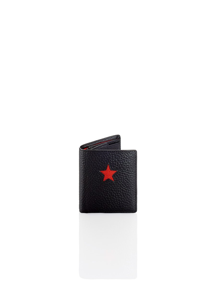 Star compact wallet