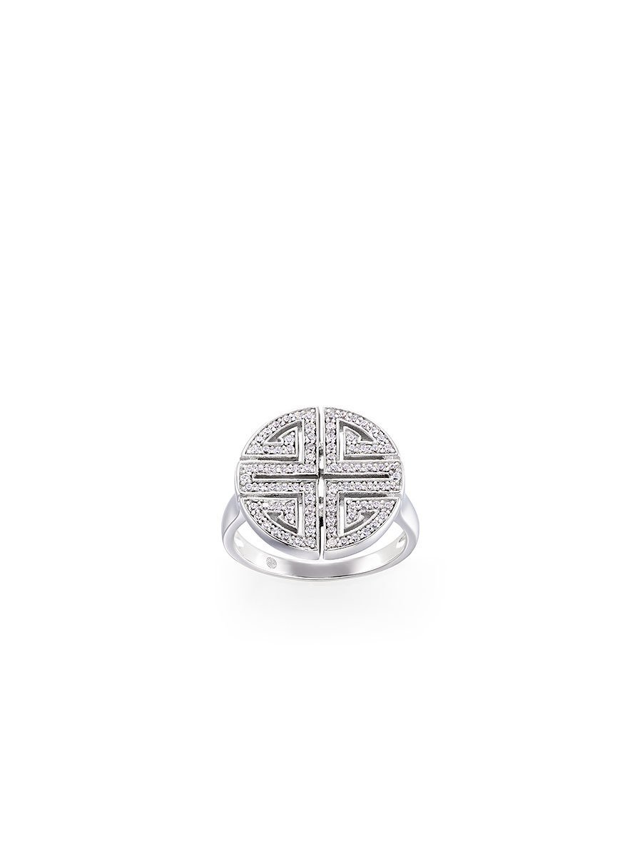 Fortune Shou Ring