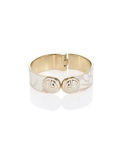 Magnolia ST Gold Bangle