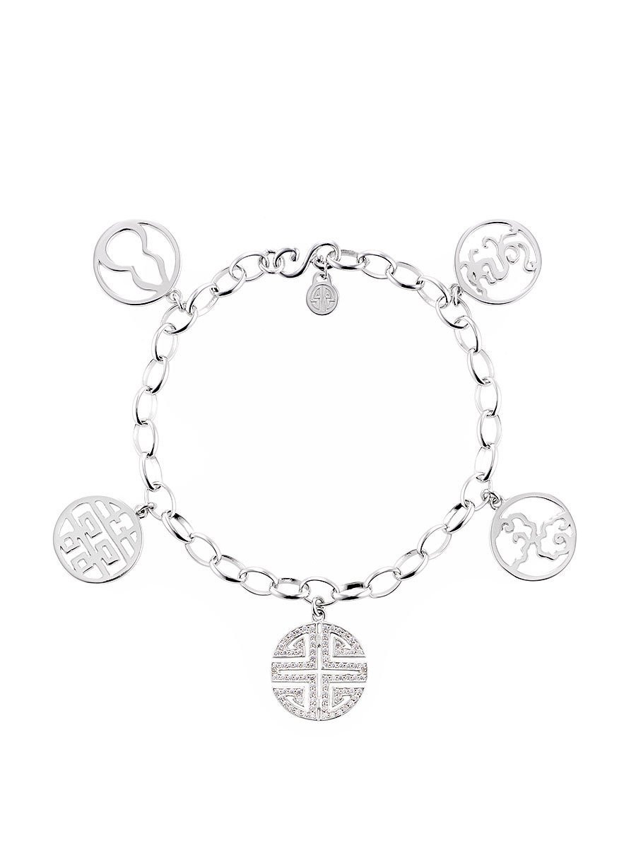 Fortune Charms Bracelet