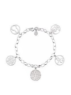 Fortune Charms Bracelet