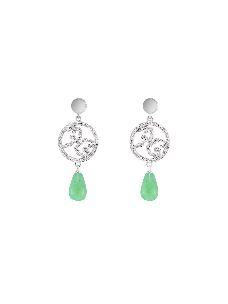 Fortune Cloud Earrings