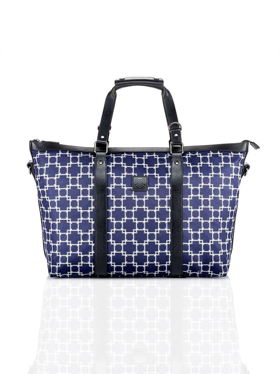 Lattice Carryall Bag