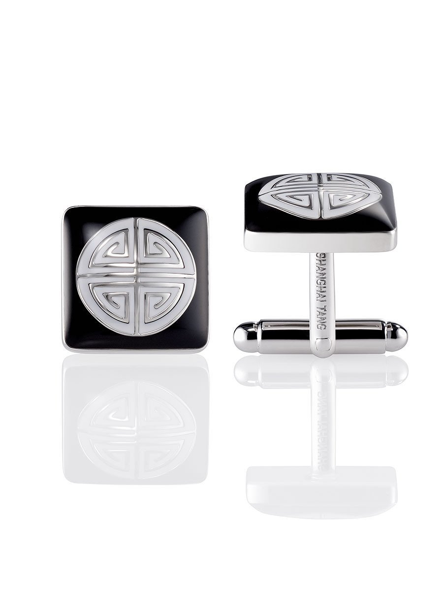 Shou Square Cufflinks