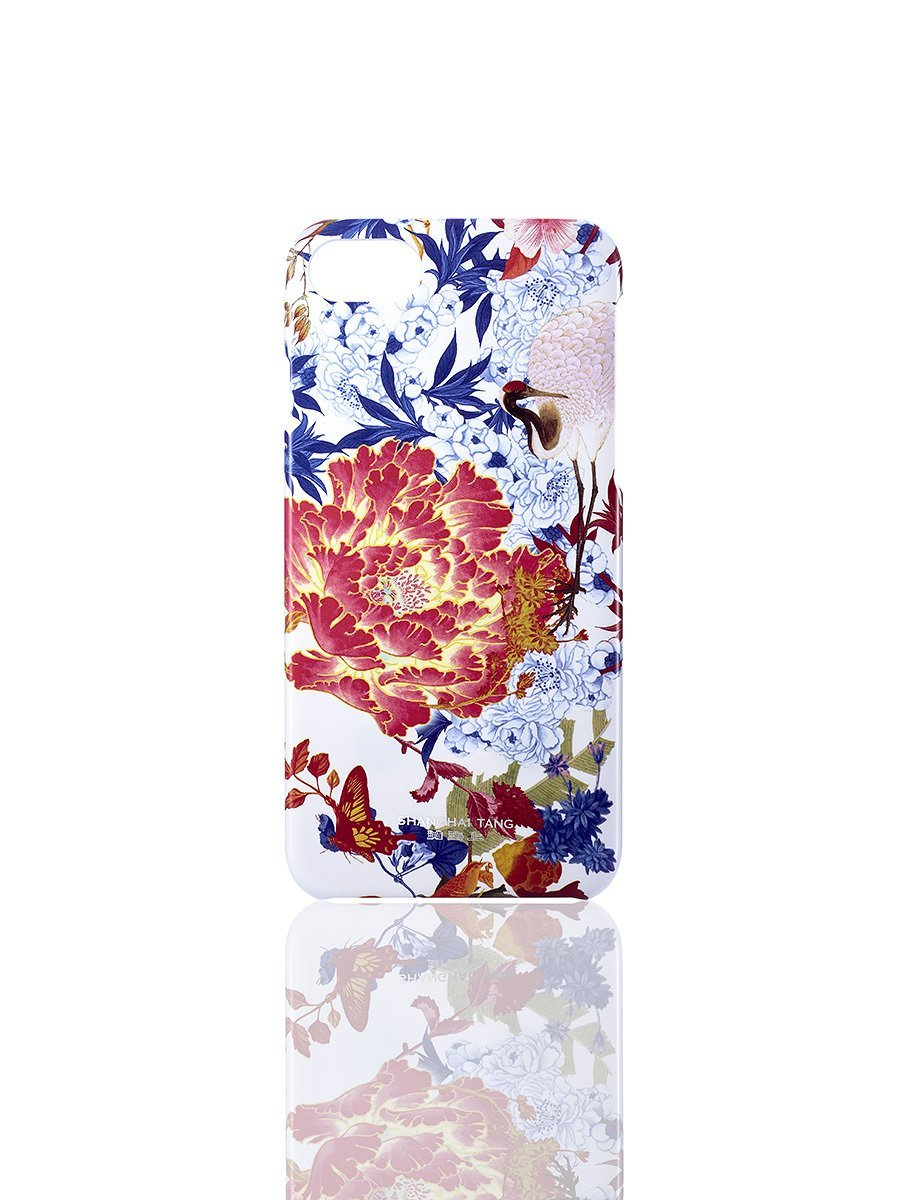 Floral Skull iPhone 7 Case